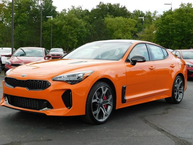 New 2019 Kia Stinger GTS With Navigation & AWD
