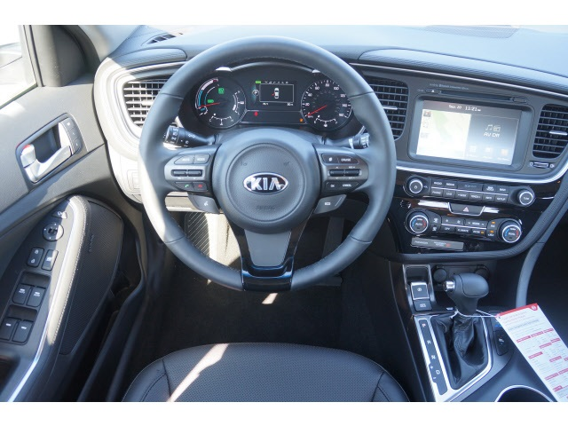 new 2016 kia optima hybrid ex 4d sedan in canton 16c0483 kia of canton. Black Bedroom Furniture Sets. Home Design Ideas