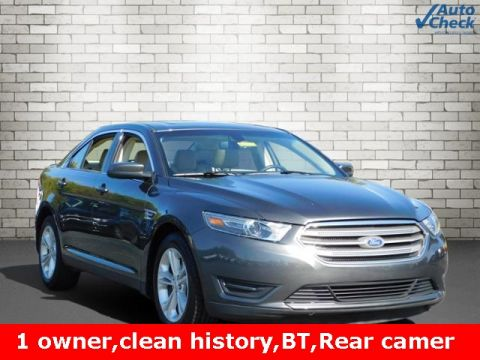 Pre-Owned 2016 Ford Taurus SEL AWD