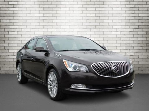 Pre-Owned 2016 Buick LaCrosse Premium I Group AWD