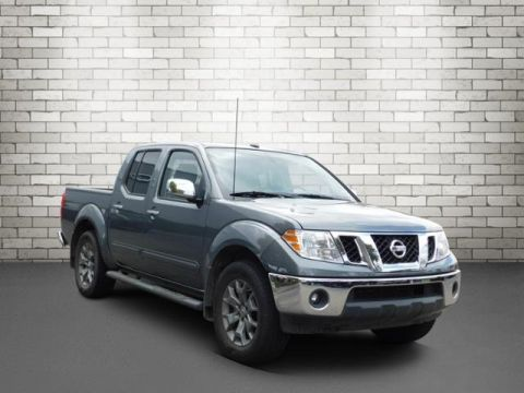 Certified Pre-Owned 2019 Nissan Frontier SL With Navigation & 4WD