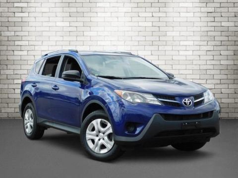 Pre-Owned 2014 Toyota RAV4 LE AWD