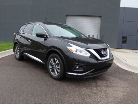 Certified Pre-Owned 2016 Nissan Murano SV AWD
