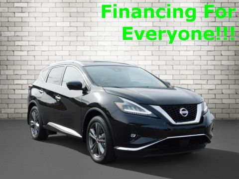 Certified Pre-Owned 2019 Nissan Murano Platinum With Navigation & AWD