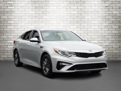 New 2020 Kia Optima LX FWD 4D Sedan