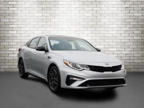 New 2020 Kia Optima SE FWD 4D Sedan