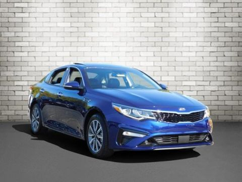 2020 Kia Optima EX