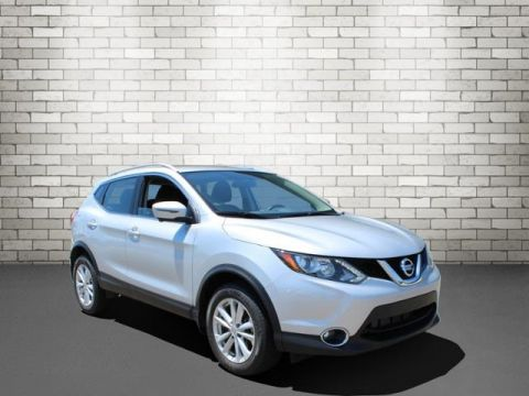 Certified Pre-Owned 2017 Nissan Rogue Sport SV AWD