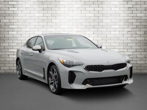 New 2020 Kia Stinger GT2 With Navigation & AWD