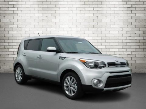 New 2019 Kia Soul Plus FWD 4D Hatchback